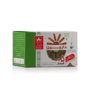 چای سبز با دارچین